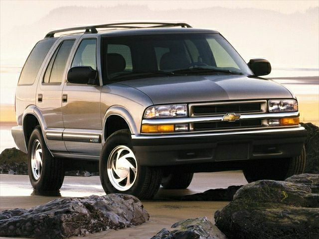 2000 Chevrolet Blazer Ls In Wesley Chapel Fl Ford Of