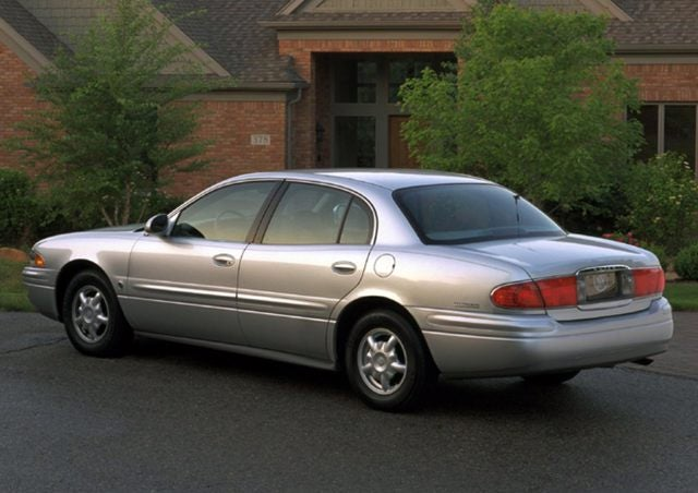 2001 Buick Lesabre Limited In Wesley Chapel Fl Ford Of
