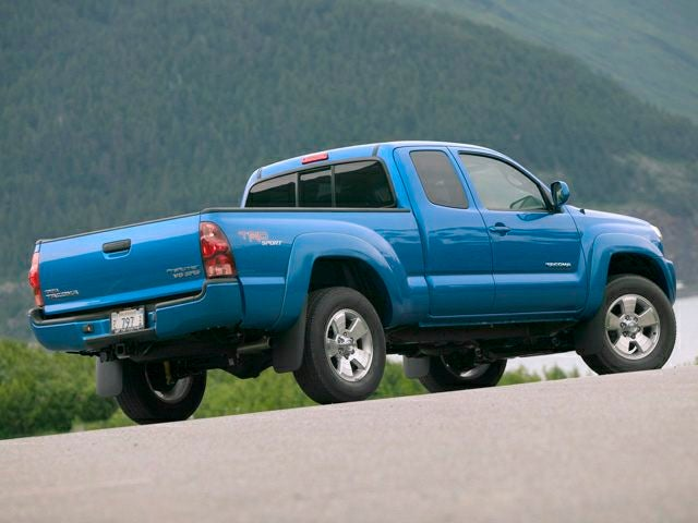 2006 Toyota Tacoma Base In Wesley Chapel Fl Ford Of