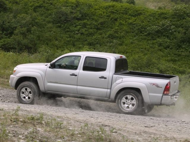 2006 Toyota Tacoma Prerunner In Wesley Chapel Fl Ford Of