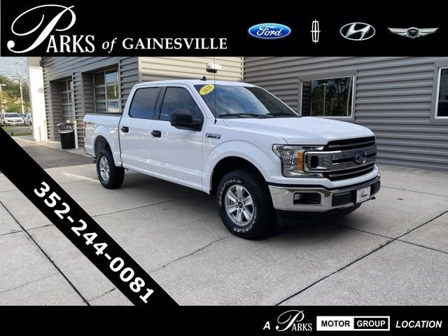 2020 ford f 150 xlt for sale ford of wesley chapel near lakeland fl skuphe77848 parks ford of wesley chapel