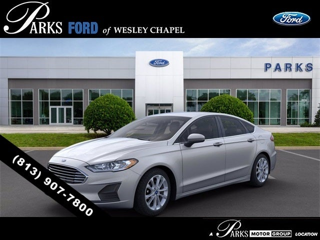 new 2020 ford fusion se for sale ford of wesley chapel near lakeland fl skuu221983 parks ford of wesley chapel