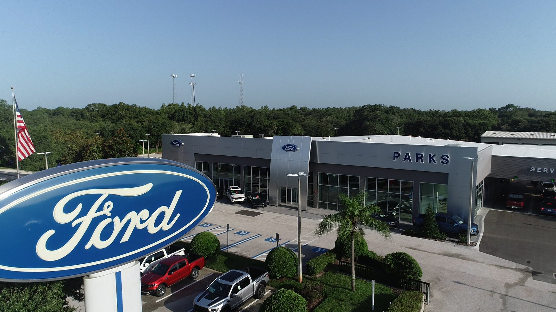 Ford Dealership Tampa >> About Our Ford Dealership Parks Ford Of Wesley Chapel